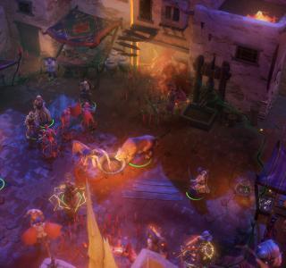 Галерея игры Pathfinder: Wrath of the Righteous