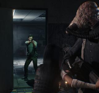 Галерея игры The Evil Within 2