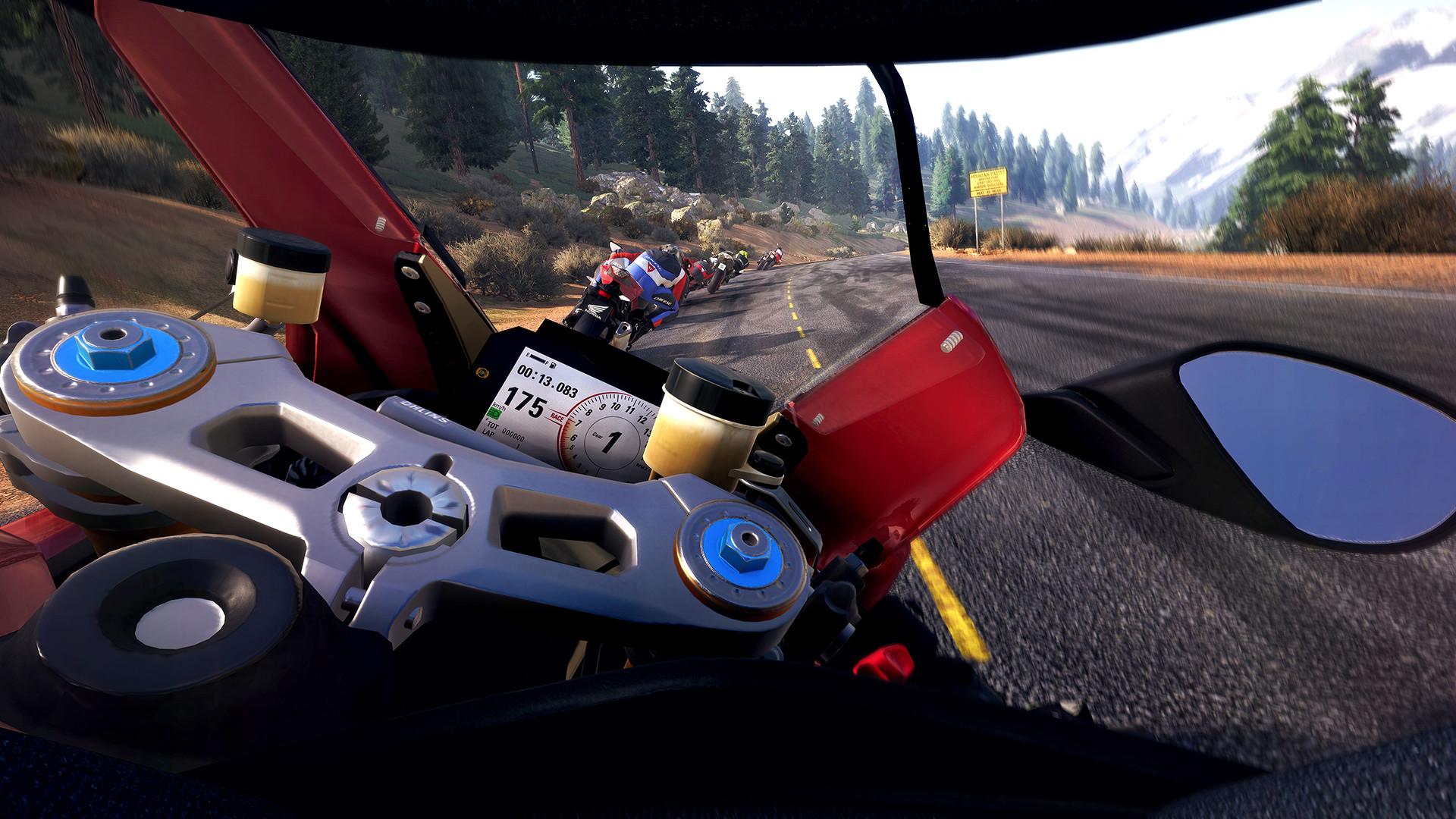 Геймплей - RiMS Racing