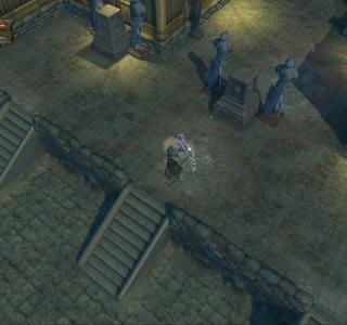 Галерея игры Baldur's Gate: Dark Alliance