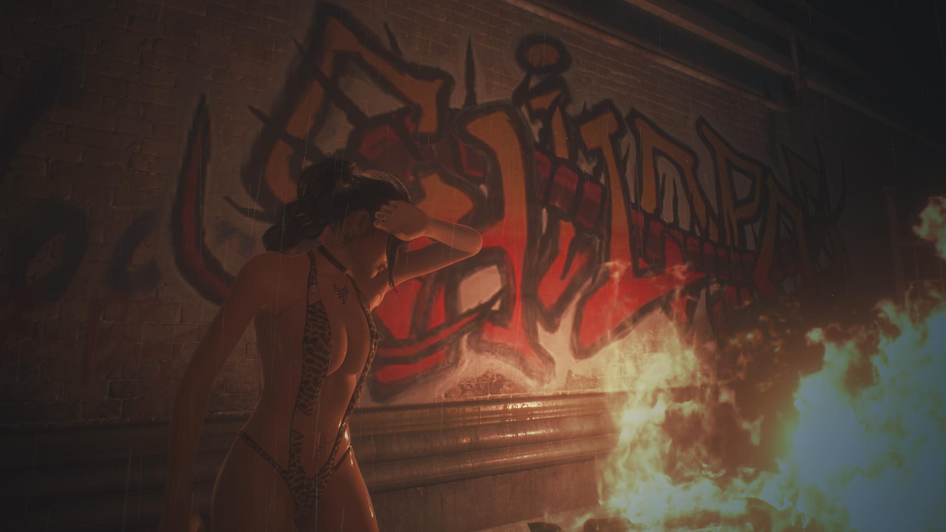 Scallop - Resident Evil 2