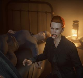 Галерея игры Vampyr