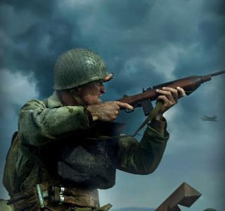Галерея игры Call of Duty: WWII