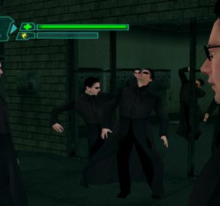 Галерея игры The Matrix: Path of Neo