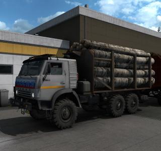 Галерея игры Euro Truck Simulator 2