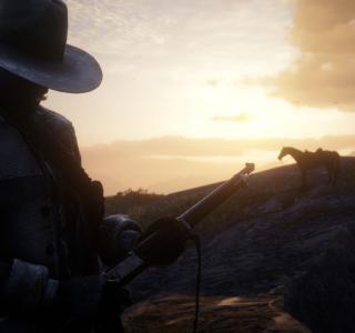 Галерея игры Red Dead Redemption 2