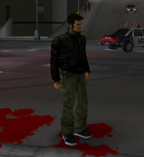 Health - Grand Theft Auto 3