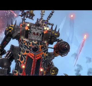 Галерея игры Warhammer 40.000: Dawn of War 3