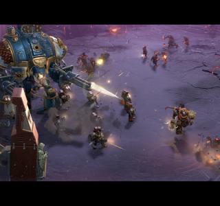 Галерея игры Warhammer 40.000: Dawn of War 3