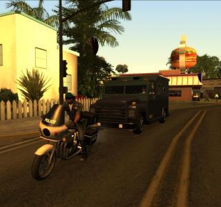 Галерея игры Grand Theft Auto: San Andreas