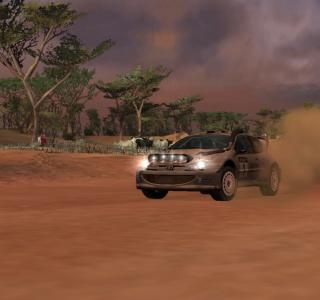 Галерея игры V-Rally 3
