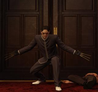 Галерея игры Yakuza Zero