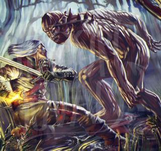 Галерея игры The Witcher