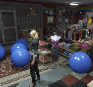 Галерея игры Grand Theft Auto 5