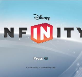 Галерея игры Disney Infinity