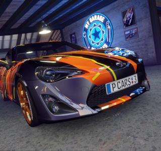 Галерея игры Project CARS 3