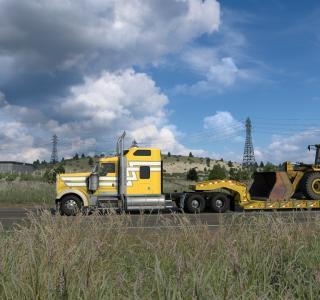 Галерея игры American Truck Simulator