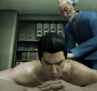 Галерея игры Yakuza: Kiwami