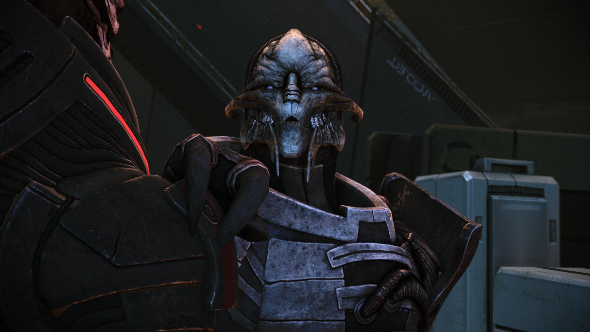 saren - Mass Effect Legendary Edition