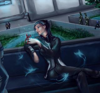 Галерея игры Mass Effect 3