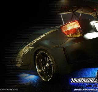 Галерея игры Need for Speed: Underground 2