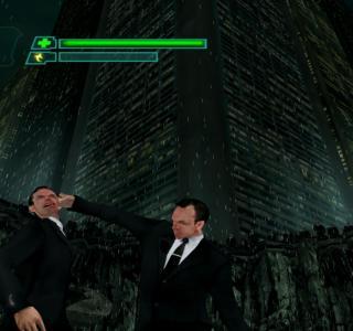 Галерея игры The Matrix: Path of Neo