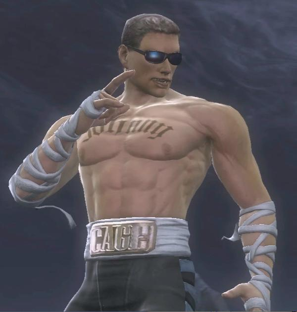 Джонни Кэйдж - Mortal Kombat (2011) МК
