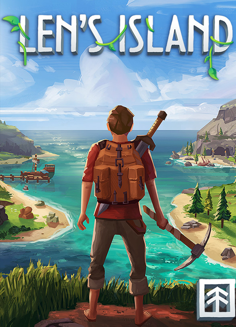 Обложка - Len's Island