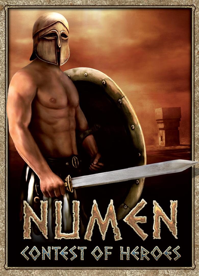 Обложка - Numen: Contest of Heroes