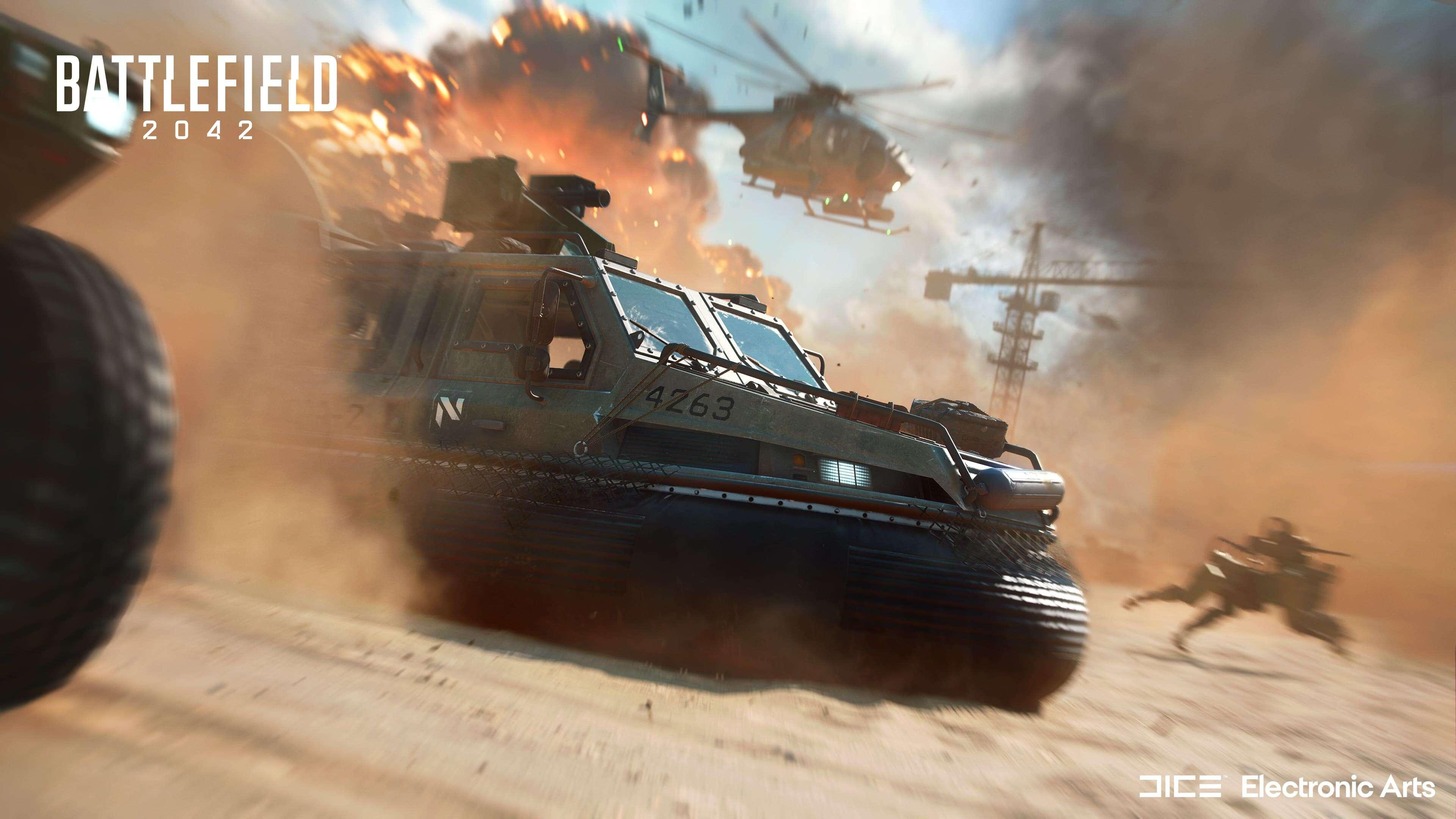 Геймплей - Battlefield 2042