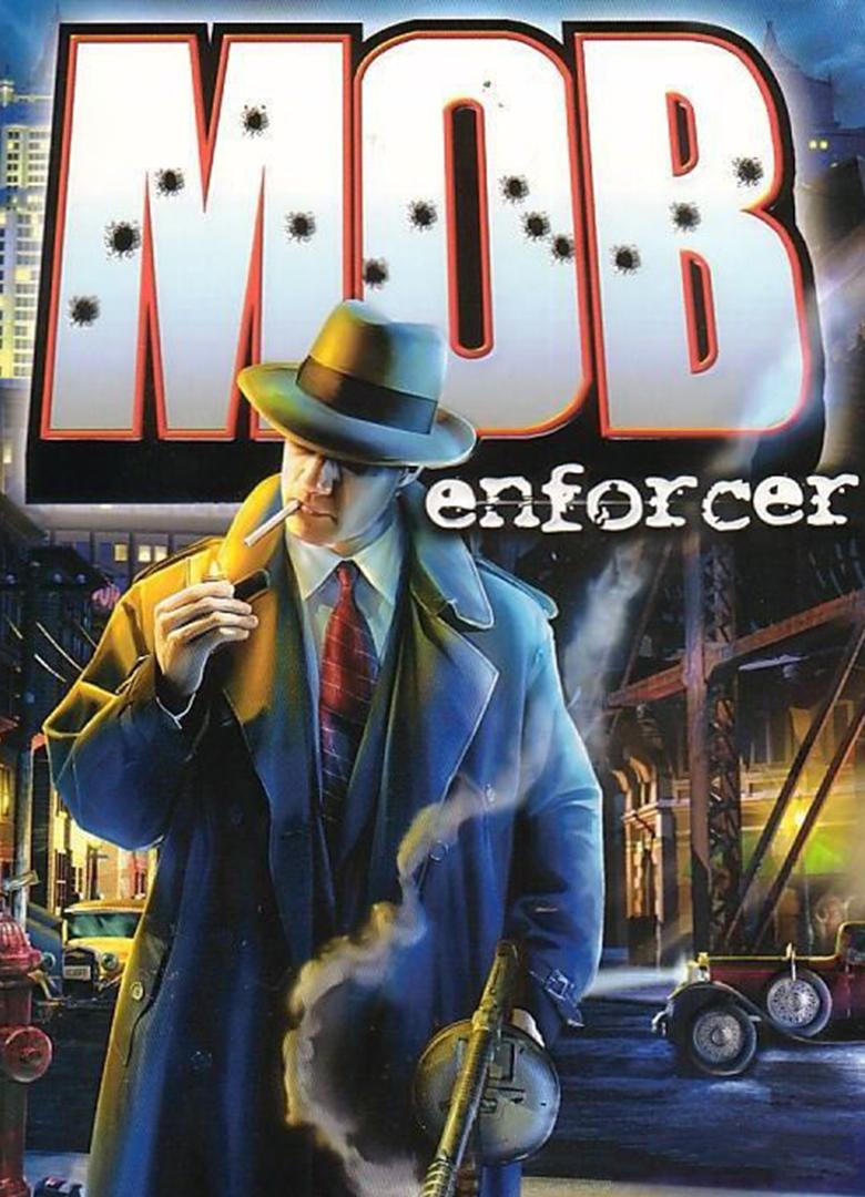 Обложка - Mob Enforcer