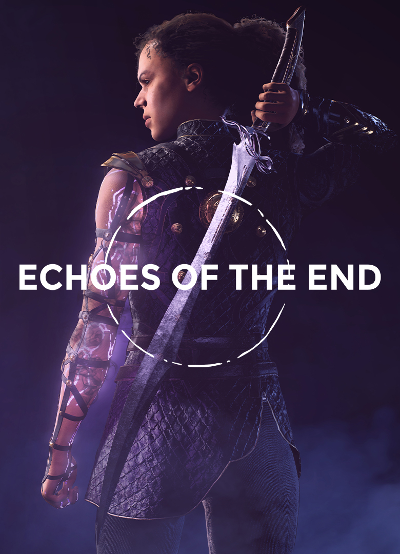 Обложка - Echoes of the End