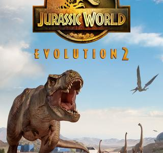 Галерея игры Jurassic World Evolution 2