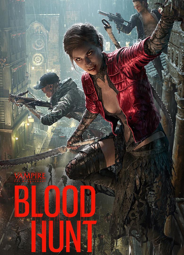 Обложка - Bloodhunt
