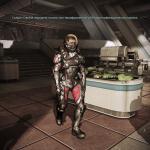 Mass Effect 3 Шепард сотрудничает с Инициативой Андромеда