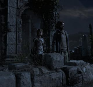 Галерея игры Rise of the Tomb Raider