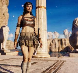 Галерея игры Assassin's Creed: Odyssey