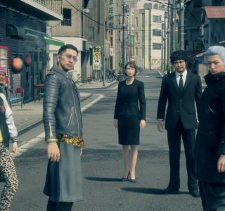 Галерея игры Yakuza: Like a Dragon