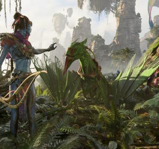 Галерея игры Avatar: Frontiers of Pandora