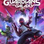 Marvel's Guardians of the Galaxy Обложка