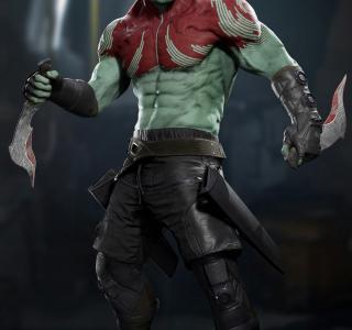 Галерея игры Marvel's Guardians of the Galaxy