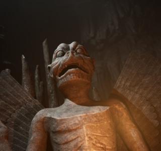 Галерея игры The Dark Pictures: House of Ashes