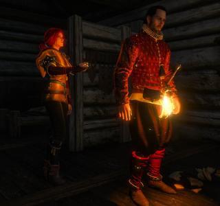 Галерея игры The Witcher 3: Wild Hunt