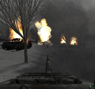 Галерея игры Call of Duty