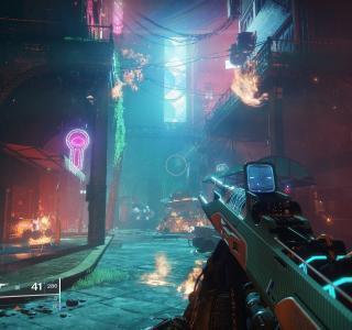 Галерея игры Destiny 2