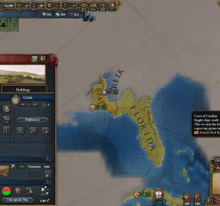 Галерея игры Europa Universalis 4
