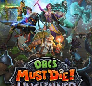 Галерея игры Orcs Must Die: Unchained
