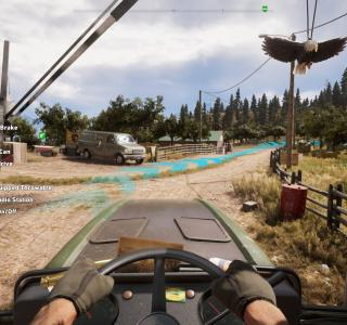 Галерея игры Far Cry 5