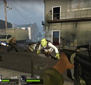 Галерея игры Left 4 Dead 2