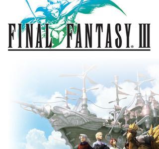 Галерея игры Final Fantasy 3